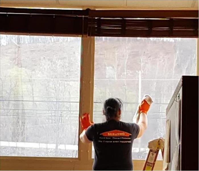 SERVPRO Cleaning Technicians