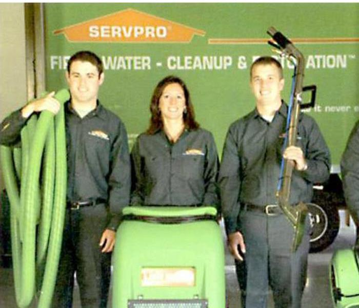 Why SERVPRO 11 Reasons Why So Many People Choose SERVPRO