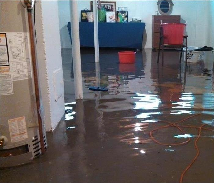 Water Damage Your First Five Things After a Flood